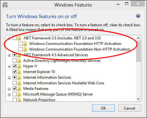 Microsoft. Net framework 3. 5 offline installer download.